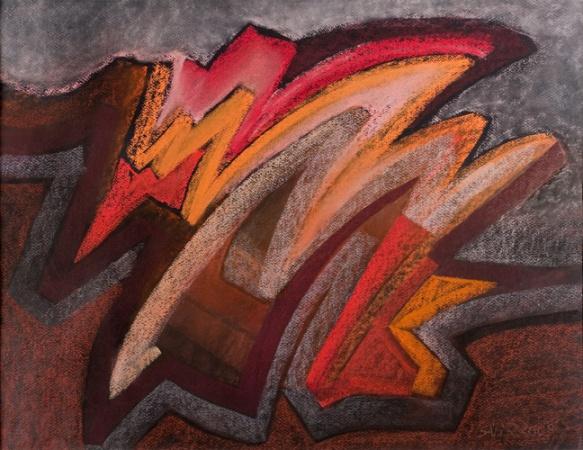 Róza Sáli painter: Revelation